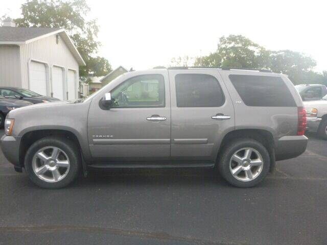 2007 Chevrolet Tahoe for sale at JIM WOESTE AUTO SALES & SVC in Long Prairie MN