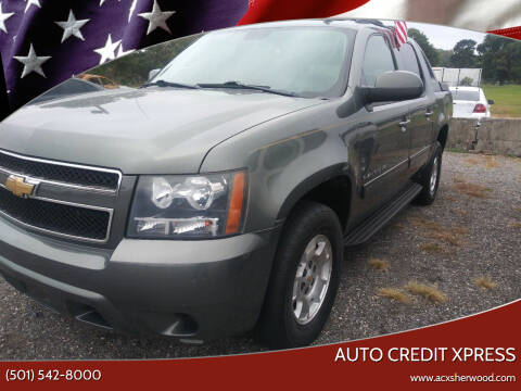 2011 Chevrolet Avalanche for sale at Auto Credit Xpress in North Little Rock AR