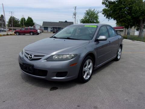 2007 Mazda MAZDA6 for sale at Ideal Auto Sales, Inc. in Waukesha WI