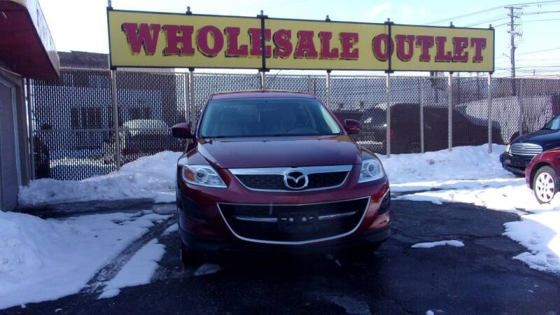 2012 Mazda CX-9 for sale at LONG BROTHERS CAR COMPANY in Cleveland OH