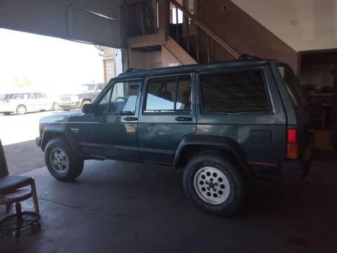 1994 Jeep Cherokee for sale at PYRAMID MOTORS - Pueblo Lot in Pueblo CO