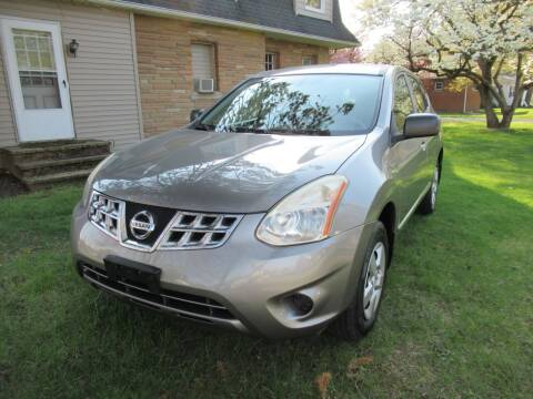 2011 Nissan Rogue for sale at Lake County Auto Sales in Painesville OH