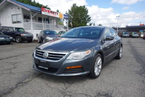 2012 Volkswagen CC for sale at Leavitt Auto Sales and Used Car City in Everett WA