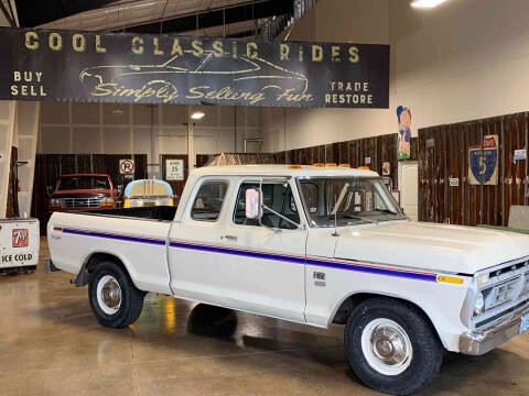 1976 Ford F-250 for sale at Cool Classic Rides in Redmond OR