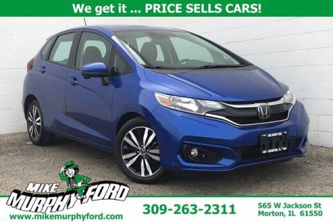 2018 Honda Fit for sale at Mike Murphy Ford in Morton IL