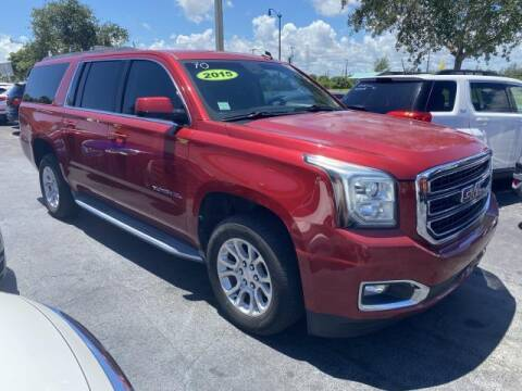 2015 GMC Yukon XL for sale at Mike Auto Sales in West Palm Beach FL