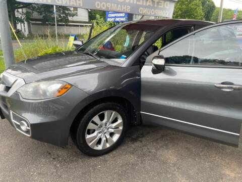 2012 Acura RDX for sale at Car VIP Auto Sales in Danbury CT