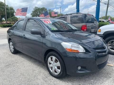 2007 Toyota Yaris for sale at AUTO PROVIDER in Fort Lauderdale FL