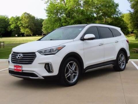 2018 Hyundai Santa Fe for sale at BIG STAR HYUNDAI in Houston TX