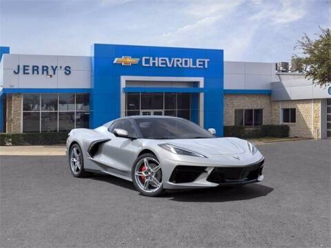2021 Chevrolet Corvette for sale at Jerry's Buick GMC in Weatherford TX