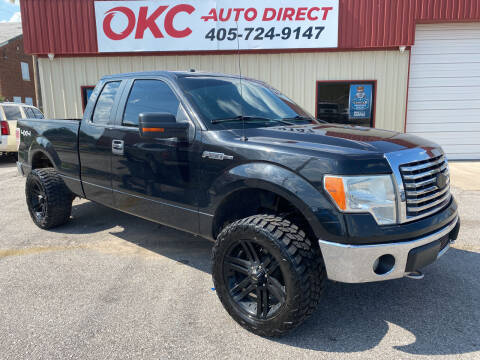 2011 Ford F-150 for sale at OKC Auto Direct, LLC in Oklahoma City OK