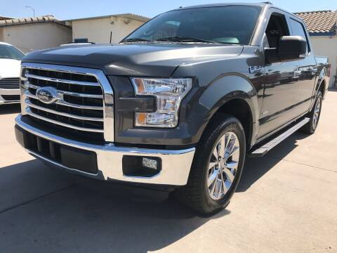 2016 Ford F-150 for sale at Town and Country Motors in Mesa AZ