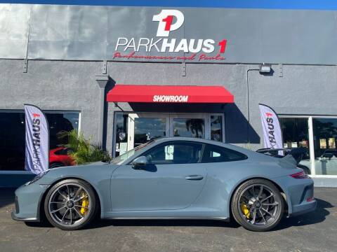 2018 Porsche 911 for sale at PARKHAUS1 in Miami FL