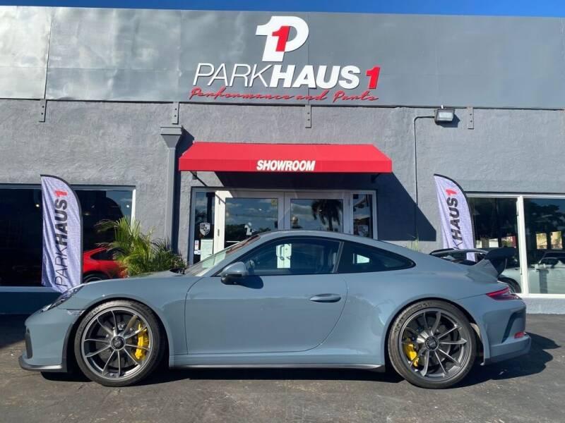 2018 Porsche 911 for sale at PARKHAUS1 in Miami FL