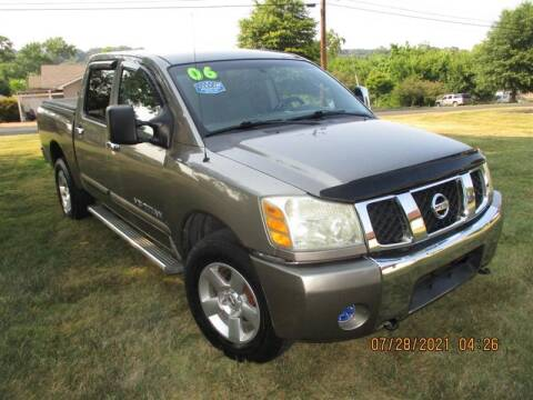 2006 Nissan Titan for sale at Euro Asian Cars in Knoxville TN