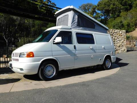 2003 Volkswagen EuroVan for sale at Milpas Motors in Santa Barbara CA