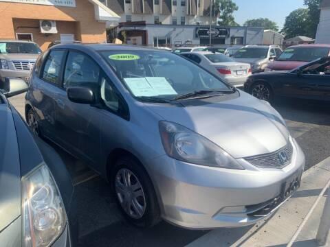 2009 Honda Fit for sale at Park Avenue Auto Lot Inc in Linden NJ