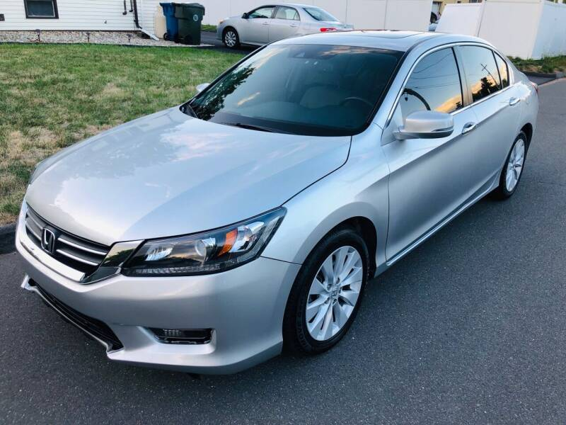 2014 Honda Accord for sale at Kensington Family Auto in Kensington CT