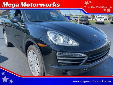 2014 Porsche Cayenne for sale at Mega Motorworks in Appleton WI