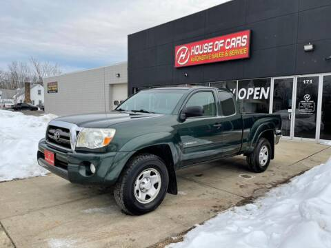 2009 Toyota Tacoma for sale at HOUSE OF CARS CT in Meriden CT