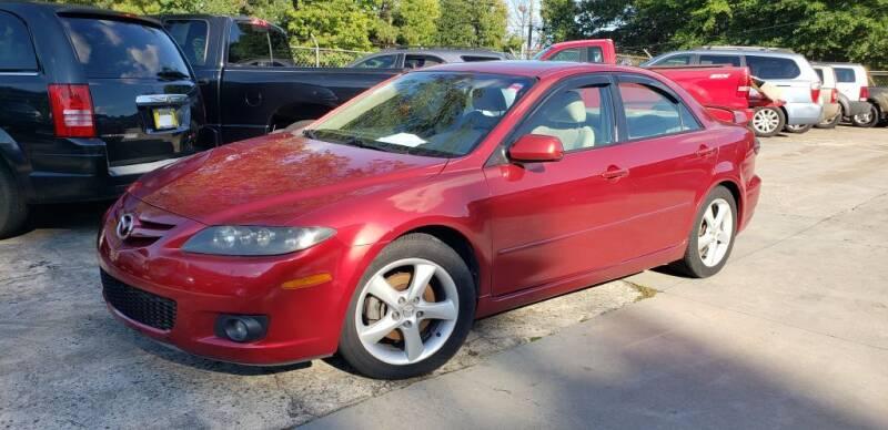 2006 Mazda MAZDA6 for sale at On The Road Again Auto Sales in Doraville GA