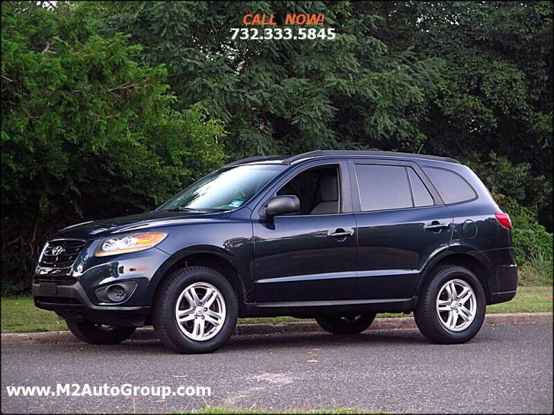 2011 Hyundai Santa Fe for sale at M2 Auto Group Llc. EAST BRUNSWICK in East Brunswick NJ