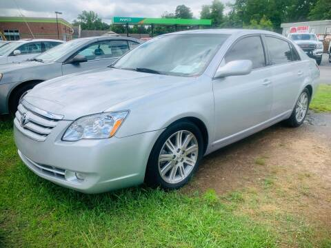 2006 Toyota Avalon for sale at BRYANT AUTO SALES in Bryant AR