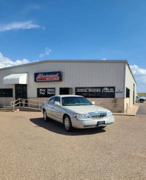 2007 Lincoln Town Car for sale at Chaparral Motors in Lubbock TX