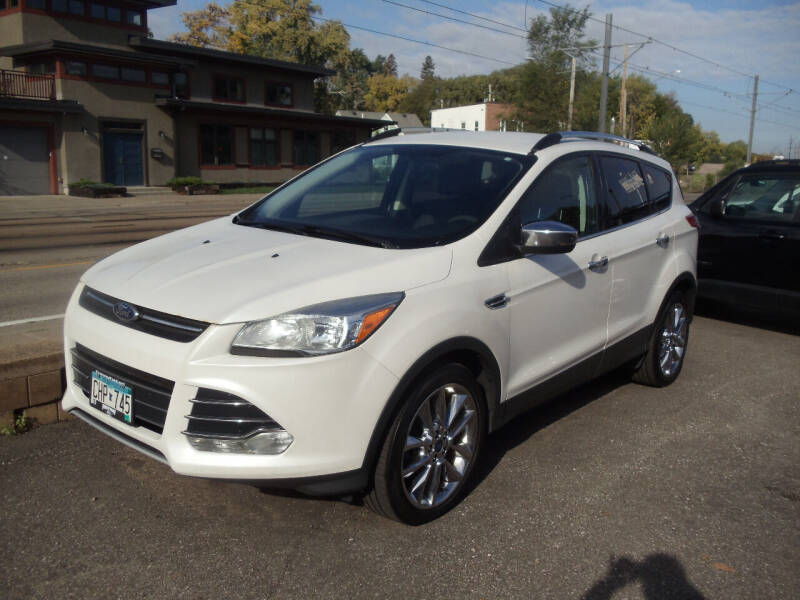 2014 Ford Escape for sale at Metro Motor Sales in Minneapolis MN
