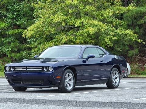 2016 Dodge Challenger for sale at United Auto Gallery in Suwanee GA