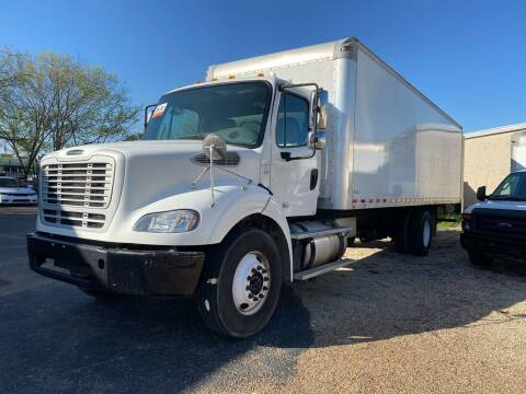 2016 Freightliner M2 112 for sale at Dallas Auto Drive in Dallas TX