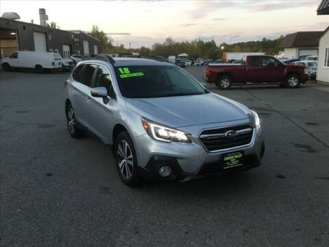 2018 Subaru Outback for sale at SHAKER VALLEY AUTO SALES in Enfield NH
