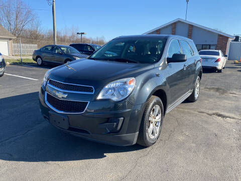 2014 Chevrolet Equinox for sale at Royal Auto Inc. in Columbus OH