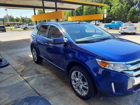 2013 Ford Edge for sale at PIRATE AUTO SALES in Greenville NC