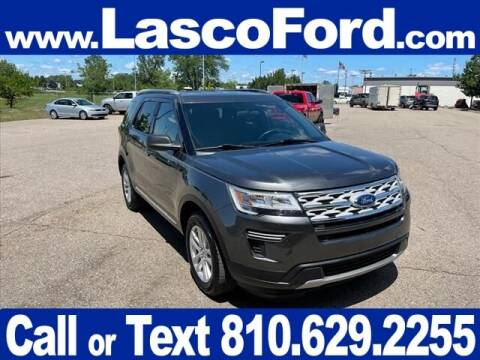 2019 Ford Explorer for sale at Lasco of Grand Blanc in Grand Blanc MI