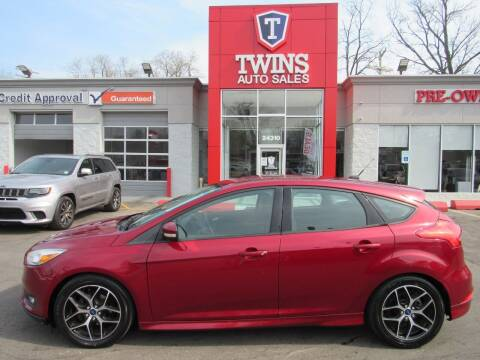 2015 Ford Focus for sale at Twins Auto Sales Inc in Detroit MI