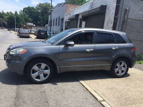 2008 Acura RDX for sale at White River Auto Sales in New Rochelle NY