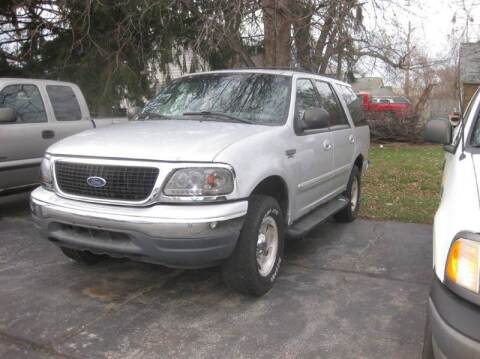 1999 Ford Expedition for sale at All State Auto Sales, INC in Kentwood MI