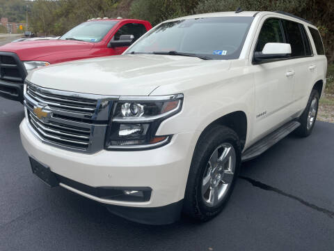 2015 Chevrolet Tahoe for sale at Turner's Inc - Main Avenue Lot in Weston WV