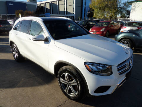 2018 Mercedes-Benz GLC for sale at West End Motors Inc in Houston TX