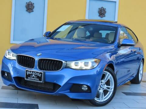 2017 BMW 3 Series for sale at Paradise Motor Sports LLC in Lexington KY