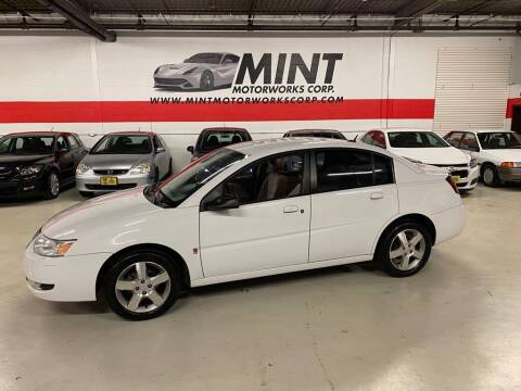 2007 Saturn Ion for sale at MINT MOTORWORKS in Addison IL