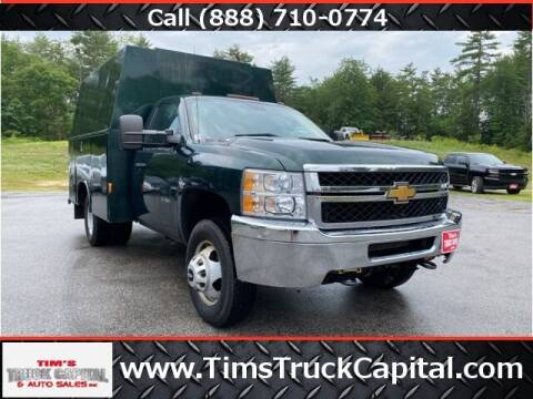 2014 Chevrolet Silverado 3500HD for sale at TTC AUTO OUTLET/TIM'S TRUCK CAPITAL & AUTO SALES INC ANNEX in Epsom NH