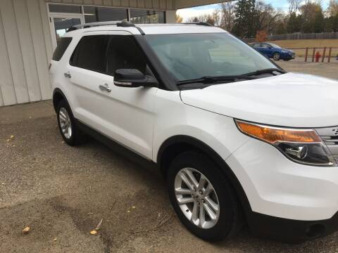 2015 Ford Explorer for sale at Drive Chevrolet Buick Rugby in Rugby ND
