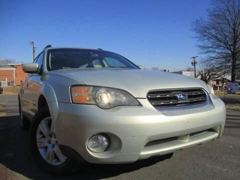 2005 Subaru Outback for sale at A+ Motors LLC in Leesburg VA