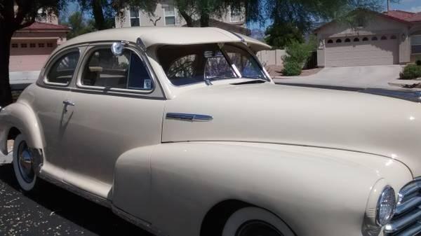 1947 Chevrolet Fleetmaster for sale in Hobart, IN