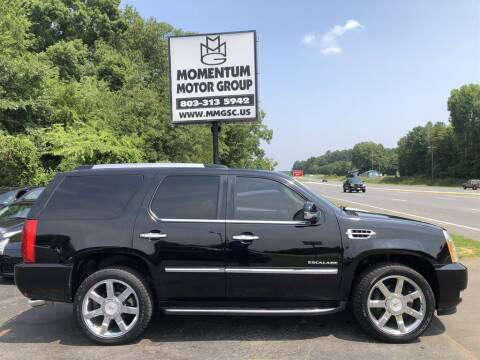 2012 Cadillac Escalade for sale at Momentum Motor Group in Lancaster SC