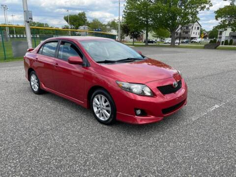 2010 Toyota Corolla for sale at Cars With Deals in Lyndhurst NJ