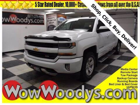 2016 Chevrolet Silverado 1500 for sale at WOODY'S AUTOMOTIVE GROUP in Chillicothe MO
