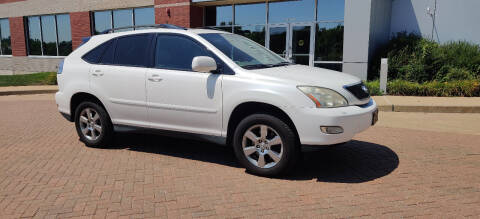 2005 Lexus RX 330 for sale at Auto Wholesalers in Saint Louis MO